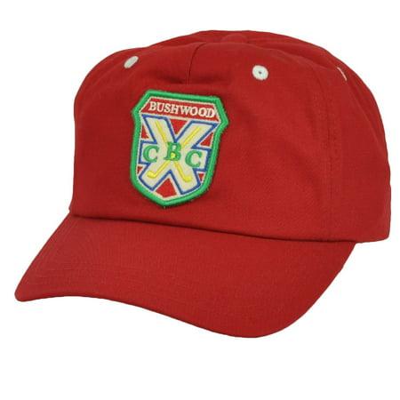 American Needle Bushwood Country Club Crest Hat Cap Red Movie Caddyshack  Snapback - Walmart.com 3f39f164829c
