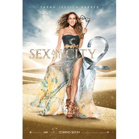Sex And The City 2 Poster Movie Uk A Mini Promo