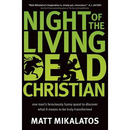 Night of the Living Dead Christian - eBook
