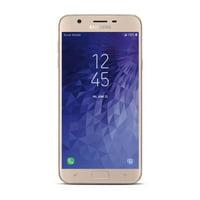 Boost Mobile Samsung J7 Refine 32GB Prepaid Smartphone, Gold