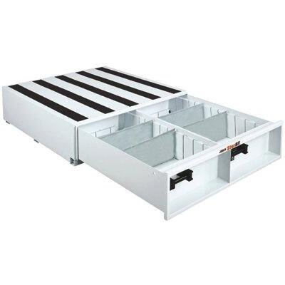 """Delta Storage Box: Storall Drawer Storage Unit; 48""""X48""""X13""""; 3 drawer; steel"""