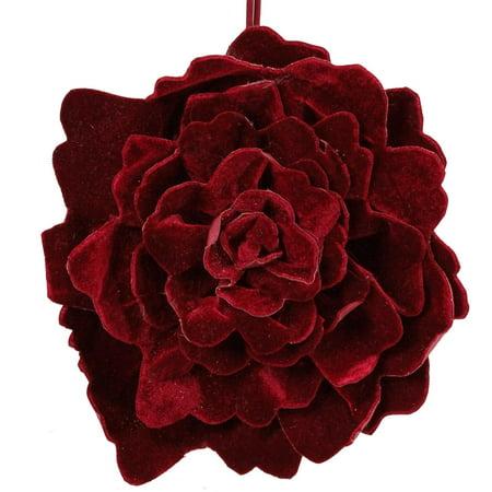 Red Christmas Flower - 10.5