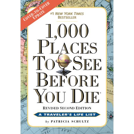 1,000 places to see before you die - paperback: (Best Places To See In Turkey)