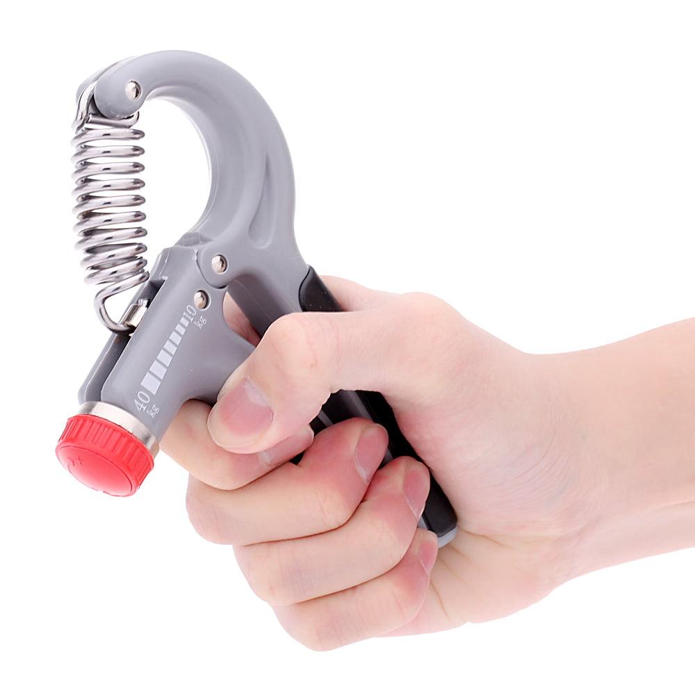 Adjustable Hand Power Grip Fitness Hand Exerciser Gripper 10-40 Kg for Wrist & Forearm Strength Training