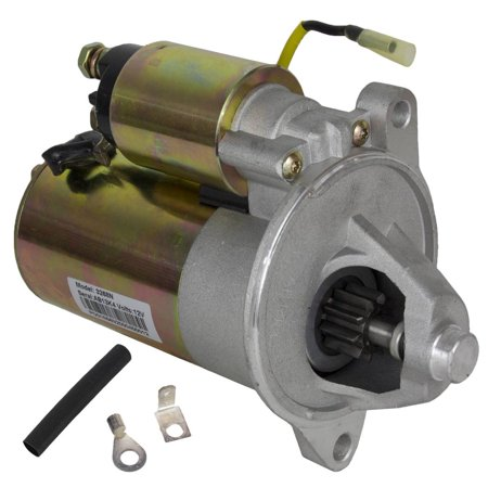 NEW STARTER FITS FORD E-SERIES VANS F-SERIES PICKUPS MUSTANG 3.8L 3.9L 4.2L F7SU-11000-A1B F7SZ-11002-AA  3C24-11000-AA - 38l Van