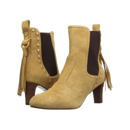 See By Chloé Womens Sb29221 Closed Toe Ankle Fashion, Medium Beige, Size 5.5 . Buy with confidence!
