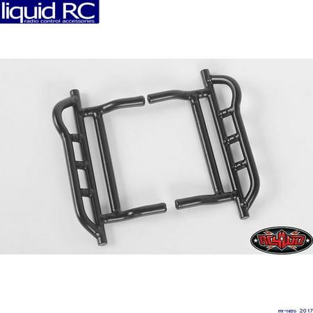 RC 4WD Z-S1886 Tough Armor Side Steel Sliders for 1/18th Gelande II