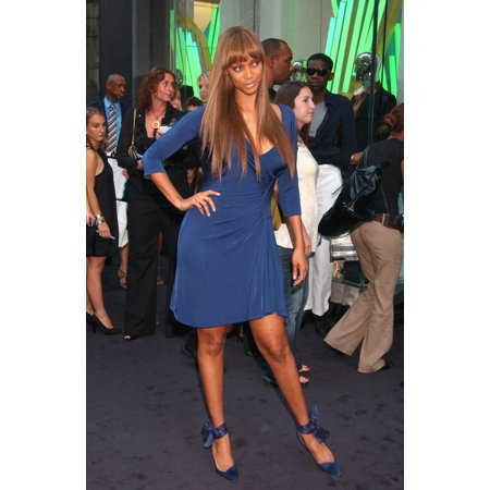 Tyra Banks At Arrivals For Just Cavalli Flagship Store Grand Opening Party Just Cavalli Flagship Store New York Ny September 07 2007 Photo By Kristin CallahanEverett Collection (B&h Photo New York Store)