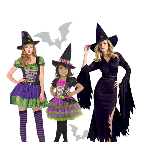 Witches of all Ages!