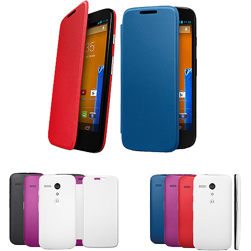 Verizon Moto G by Motorola PrePaid Cell Phone (No Contract) with Optional Case