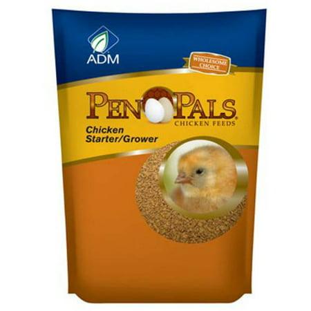 Adm Animal Nutrition 70009Aaabd 5 lb Chick Feed Starter