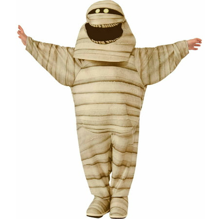 Hotel Transylvania Mummy Child Halloween Costume](White Goodman Costume)