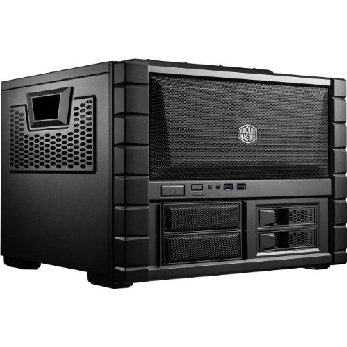 Cooler Master Haf Xb Evo High Air Flow Test Bench And Lan Box Mid Tower Computer Case With Atx Motherboard... by Cooler Master