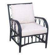 Crafted Home Bonner Rattan Occasional Chair