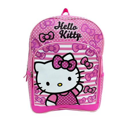 Backpack - Hello Kitty - Pink Bow 16