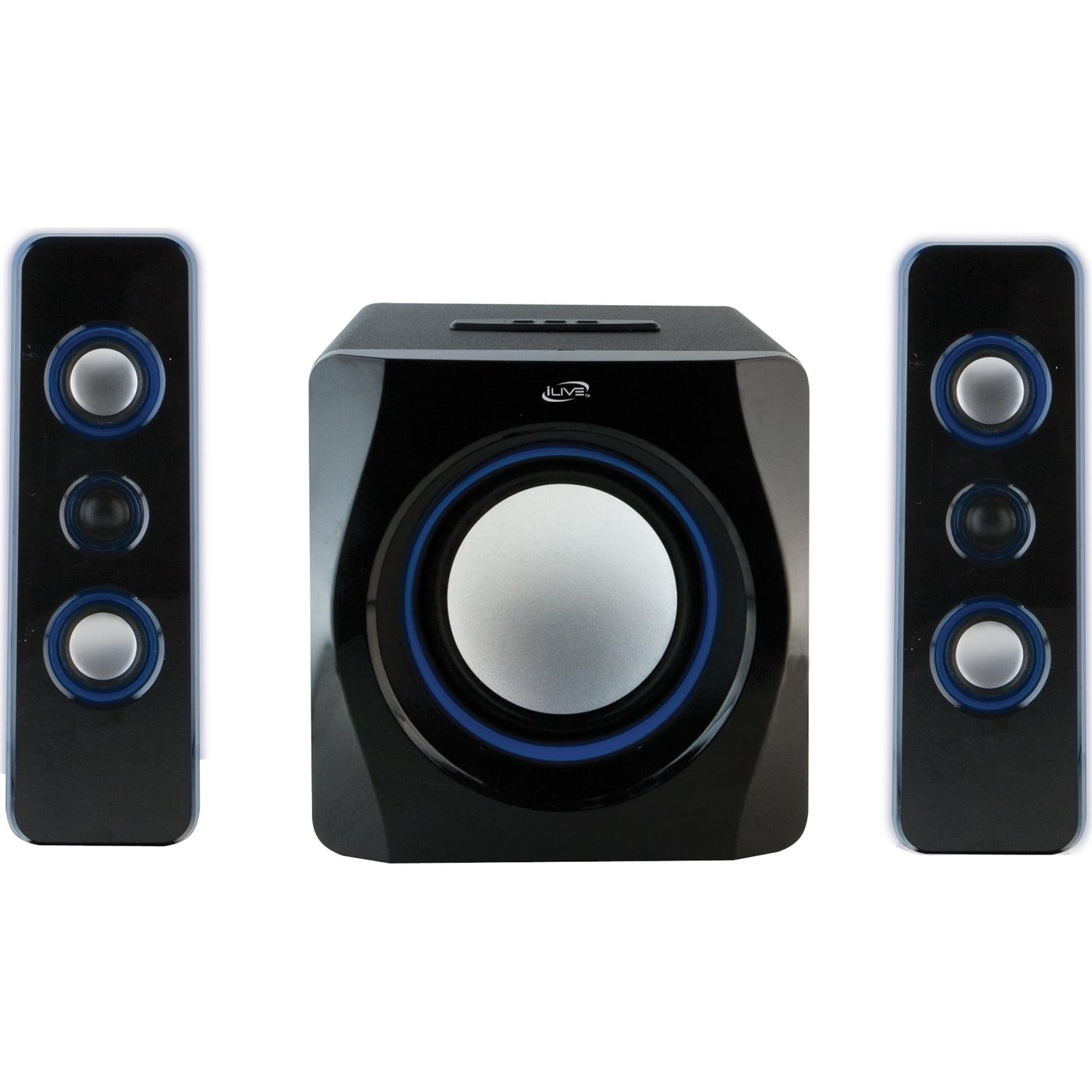 ILIVE Speaker System. Bluetooth Speaker System IHB23B