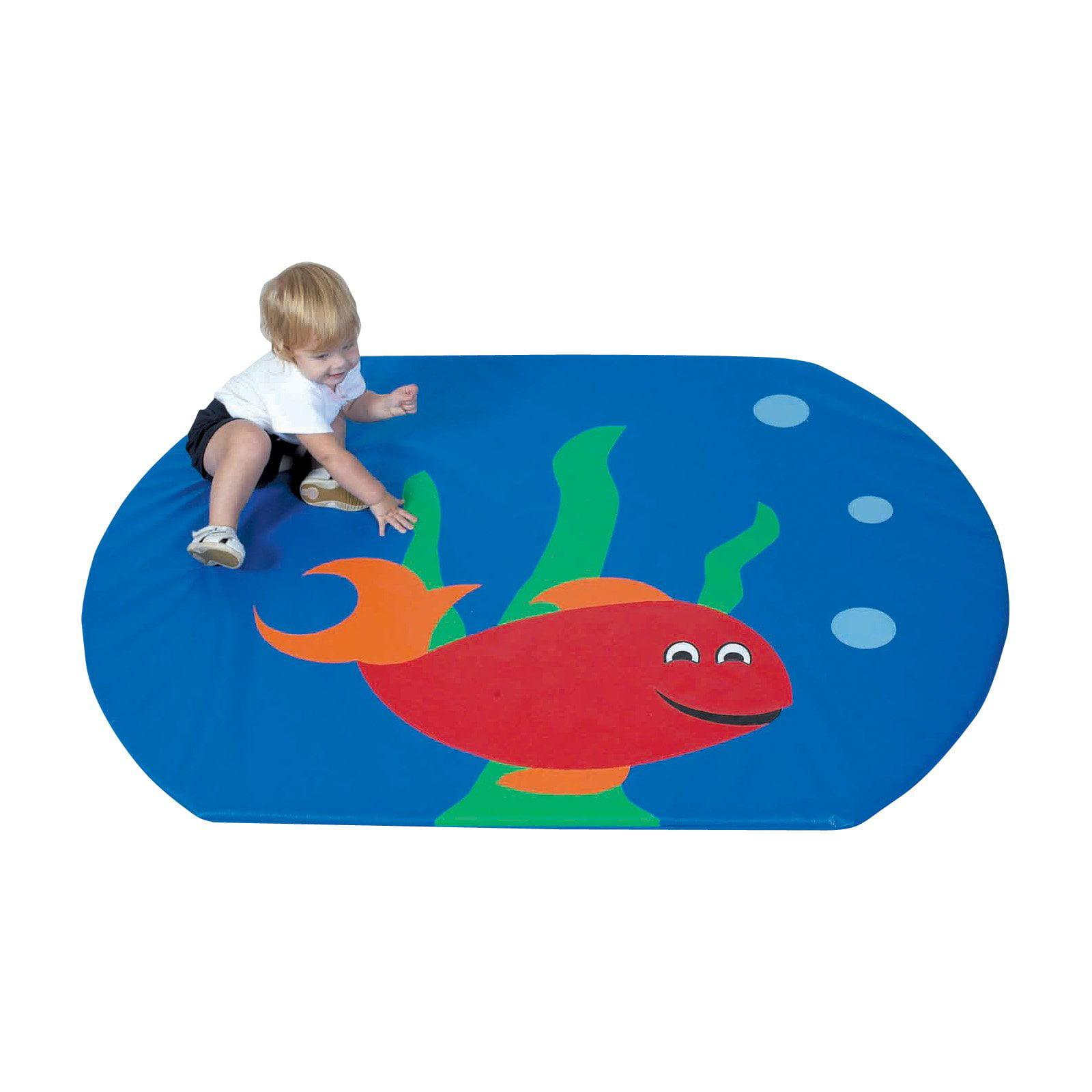 Children's Factory Fish Bowl Activity Mat by Children%27s Factory