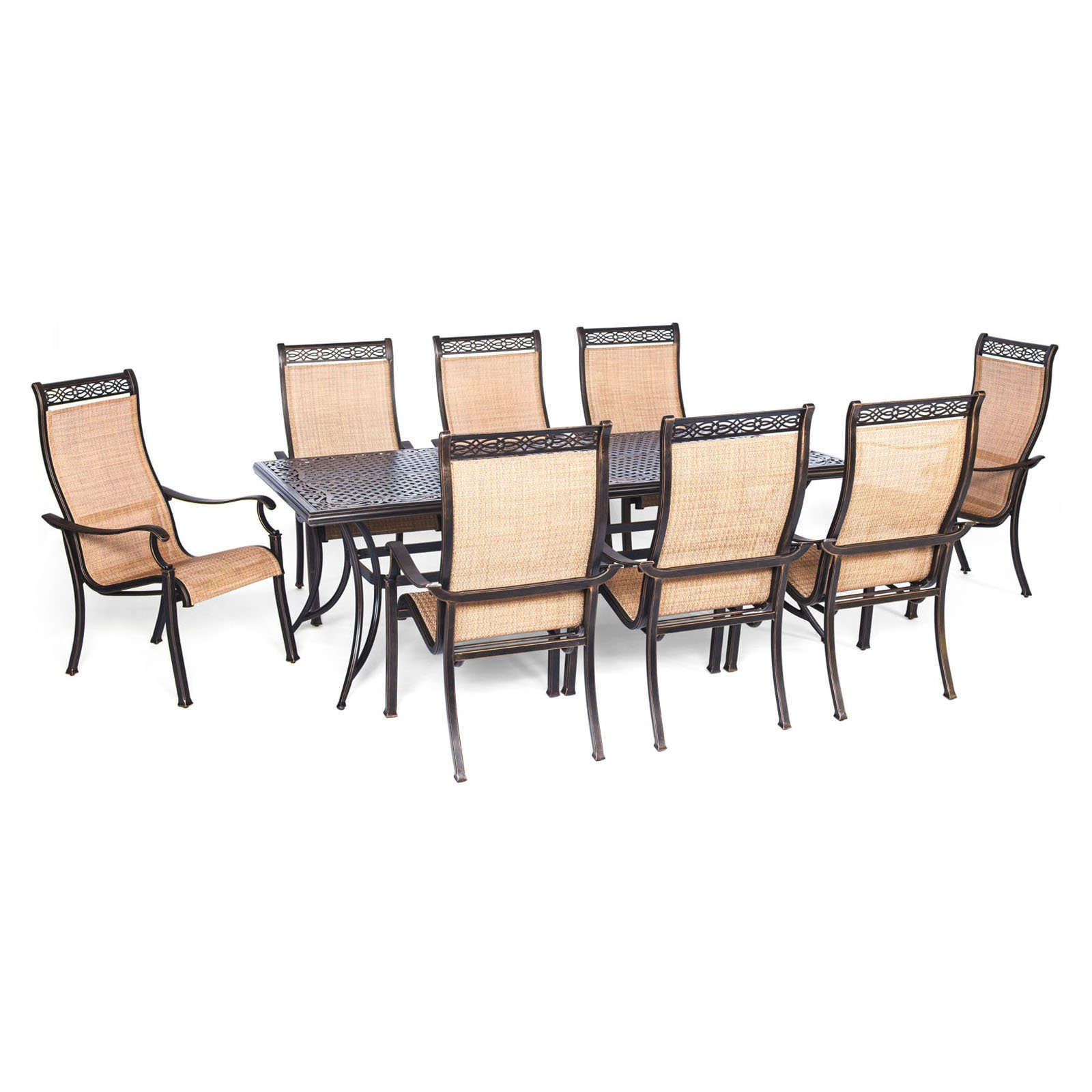 home table set designs piece malibu vifah patio depot sets dining square the