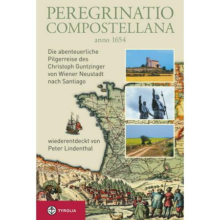 Peregrinatio Compostellana anno 1654 - eBook
