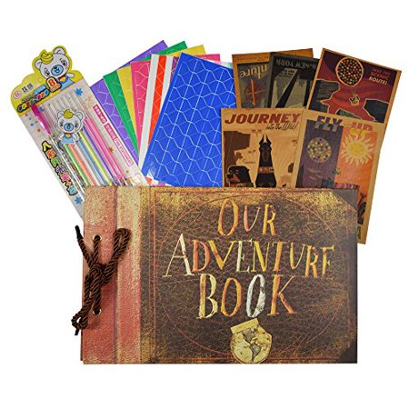 Our Adventure Book80 Loose Leaf Pages Diy Photo Albumanniversary