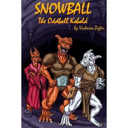 Snowball The Oddball Kobold - eBook (Kobold Halloween)