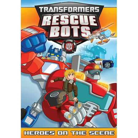 Transformers Rescue Bots: Heroes on the Scene (Transformers 1 Best Scenes)