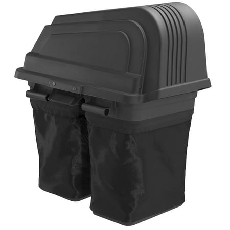 Poulan Pro 42 in. 2-Bin Soft-Sided