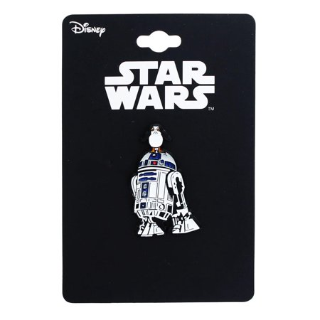 Star Wars: The Last Jedi R2-D2 w/ Porg Enamel Collector