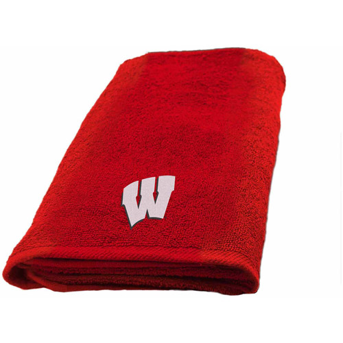 NCAA Fingertip Towel, Wisconsin