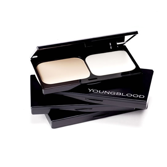 Youngblood - Mineral Compact Foundation - Honey