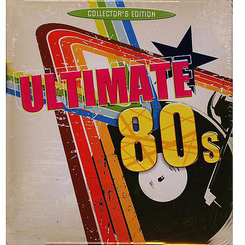Ultimate 80s (Collector's Tin) (3 Disc Box Set)