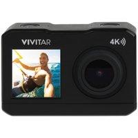 Vivitar DVR922HD-BLK DVR922 4k Dual-Screen Action Cam