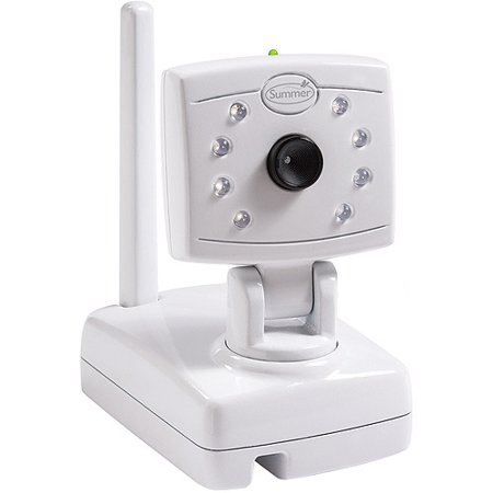 summer infant extra camera for day and night video monitor 02760. Black Bedroom Furniture Sets. Home Design Ideas