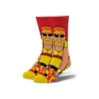 WWE Hulk Hogan 360 Knit Socks, One Size (6-13)