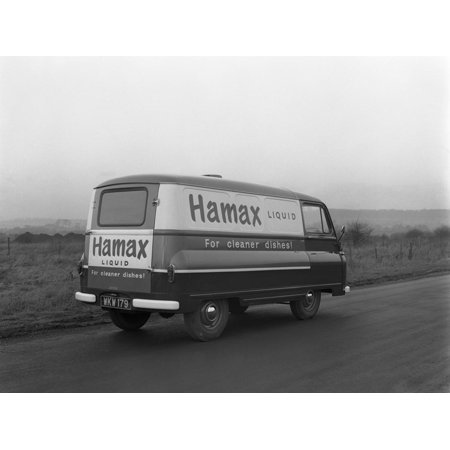 Austin Delivery Van, South Yorkshire, 1962 Print Wall Art By Michael (Best Delivery In Austin)