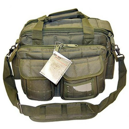 Explorer Tactical 12 Pistol Padded Gun And Gear Bag Od Green