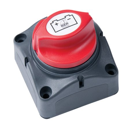 Marinco BEP Contour Battery Master Switch (Dolphin Amp Master)