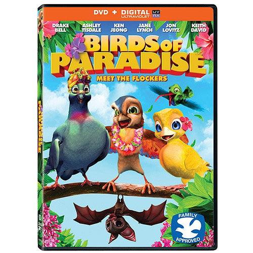 Birds Of Paradise (DVD + Digital Copy) (Walmart Exclusive) (With INSTAWATCH) (Widescreen)