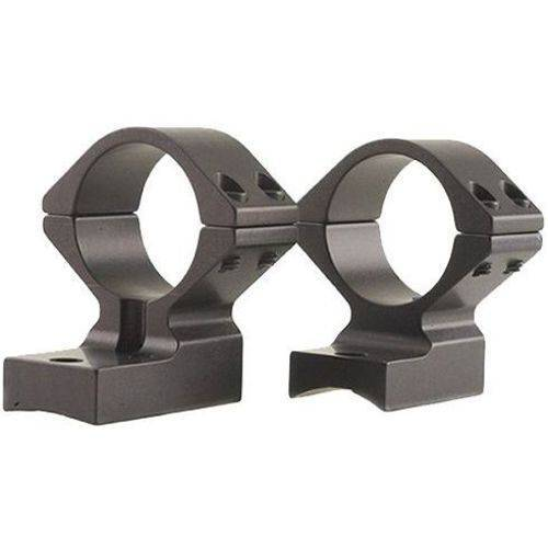 "Talley 940724 Med Rings and Base Set T/C Encore/Pro Hunter, 1"" Style, Black"