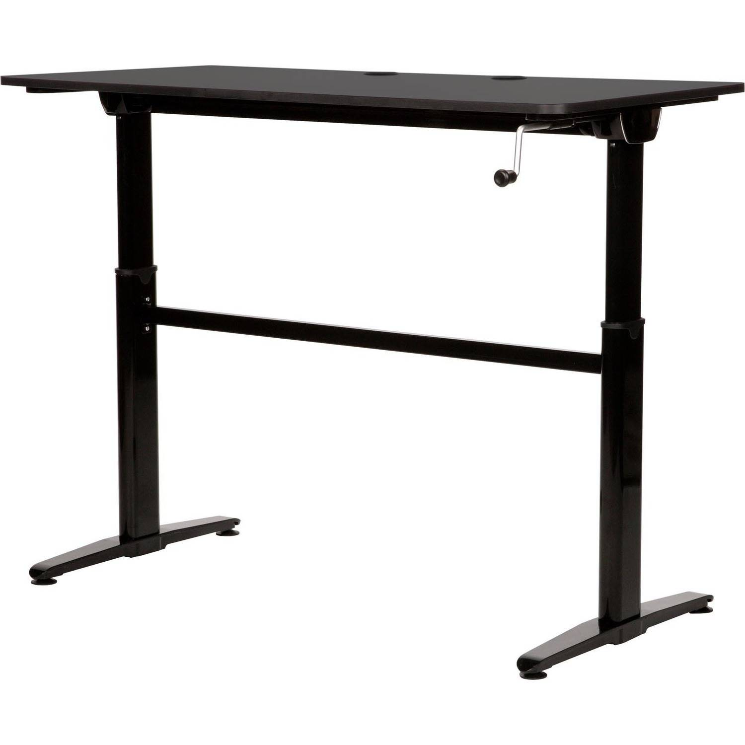 cool living adjustable height stand desk - walmart