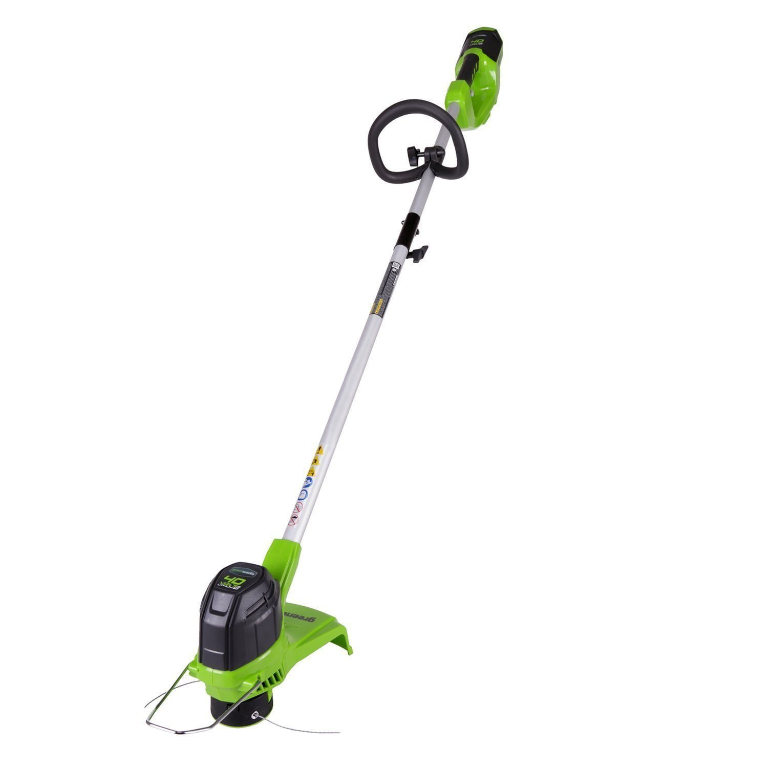 Greenworks G-MAX 40V 12-Inch Cordless String Trimmer, Battery and Charger Not Included... by Sunrise Global Marketing, LLC
