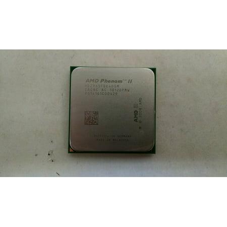 Refurbished AMD HDZ965FBK4DGM Phenom II 965  Socket AM3 3.4GHz Desktop (Amd Phenom Ii Dual Core Mobile N660)