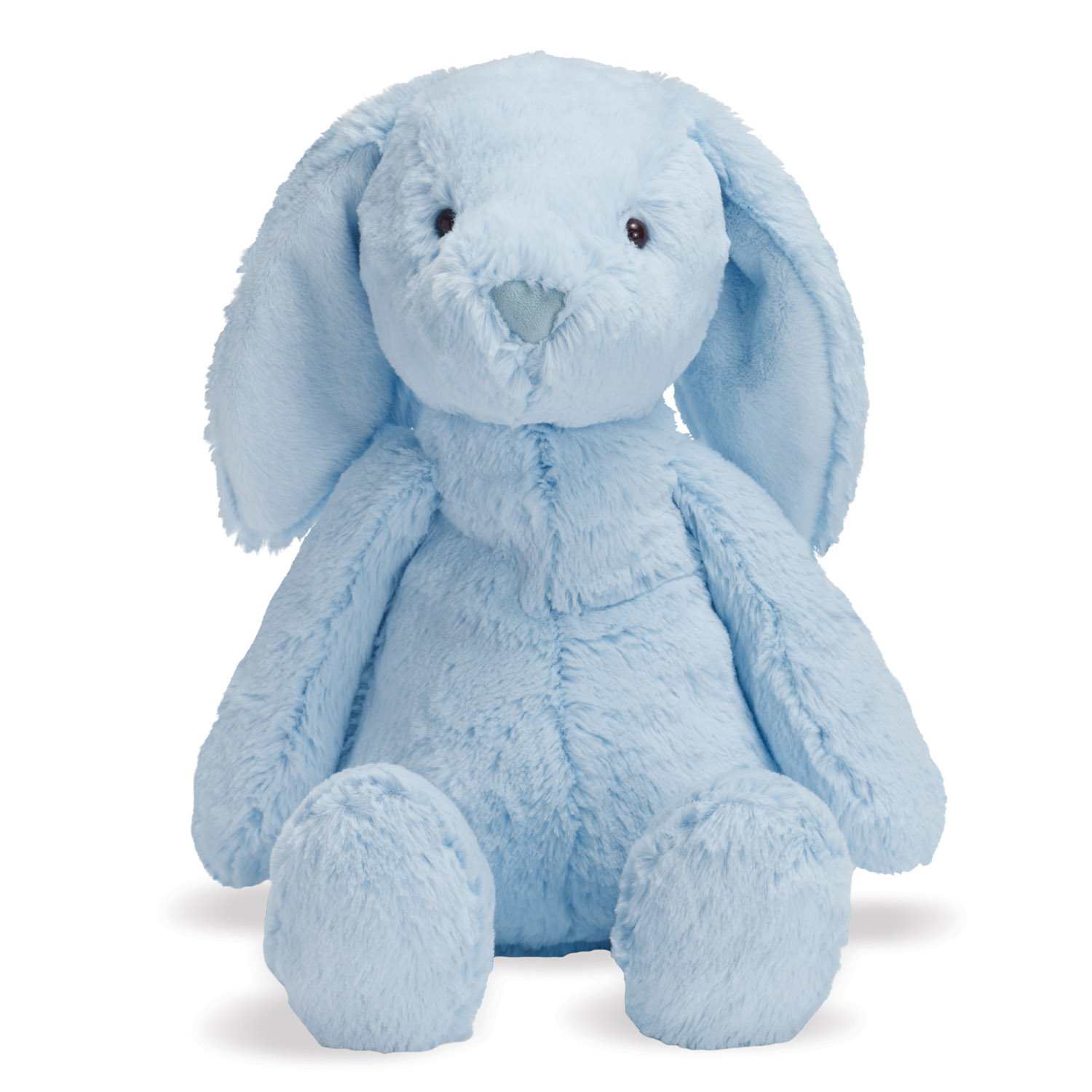 "Manhattan Toy Lovelies Blue Bailey Bunny 15"" Plush Toy"