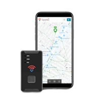 Spytec STI GL300 2019 Model 4G LTE Mini GPS Tracker for Vehicles- Global Portable Real Time GPS Tracking Device for Cars