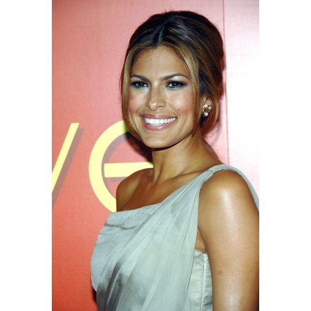 Love Cocktail - Eva Mendes At Arrivals For The Cartier Charity Love Bracelet Cocktail Party The Cartier Mansion New York Ny June 07 2007 Photo By George TaylorEverett Collection Celebrity