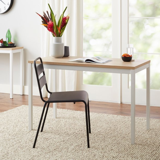 Better Homes & Gardens Avery Work Table, Multiple Finishes