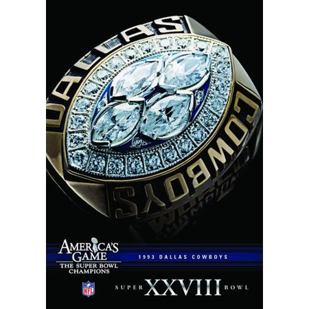 NFL America's Game: Dallas Cowboys Super Bowl XXVIII