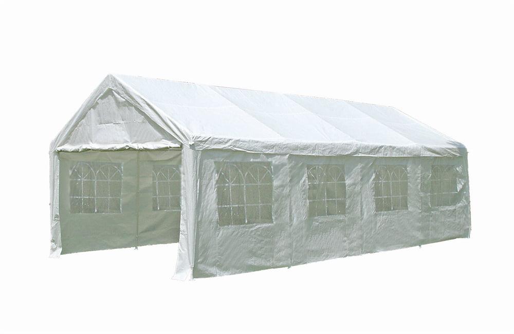 Replacement Covers Shelter Garage 120 240 : Caravan canopy sports  domain carport garage