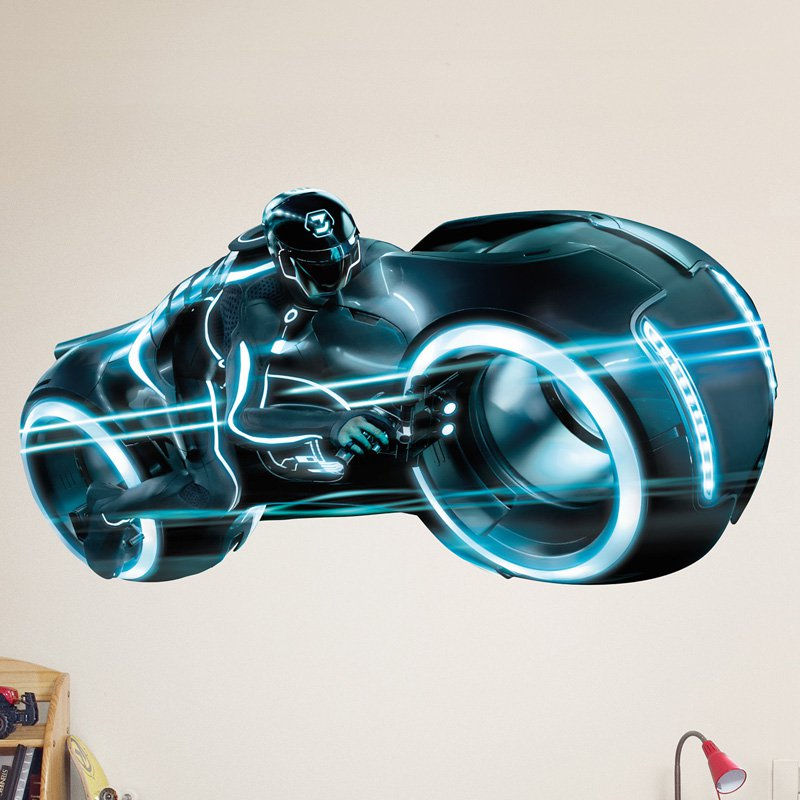 Disney Tron Wall Decal