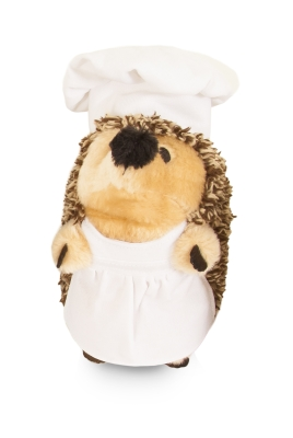 Chef Heggie Plush Dog Toy by Generic
